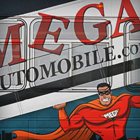 Mega Automobile